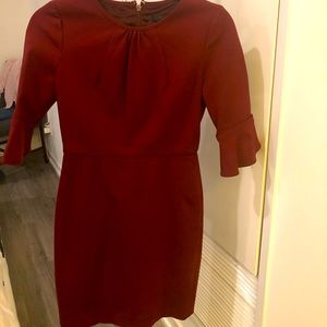 J.Crew 🔔 sleeved dress fast track to look modern